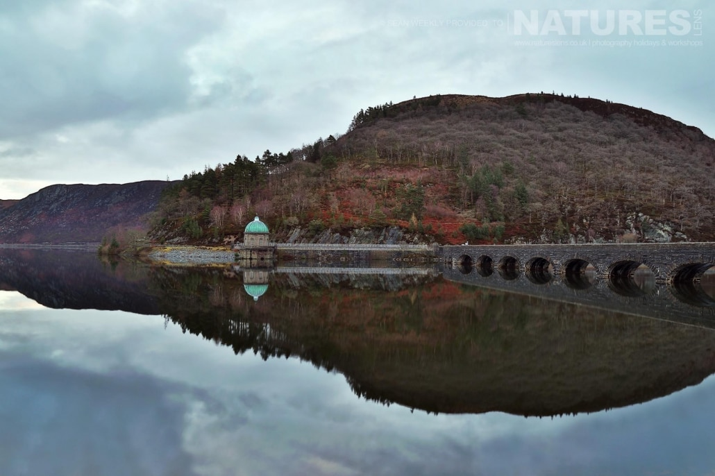 An example of the picturesque reservoirs & dams in the Elan Valley - typical of the type of image captured on the NaturesLens Mid-Wales Landscapes Photography Workshop