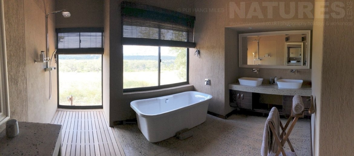 One Of The Bathrooms At Zimanga Reserve   The Location For The NaturesLens Wildlife Of Zimanga Photography Holiday