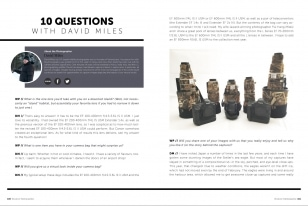 Wildlife Photographic Often Features Articles From NaturesLens, Such As The Asking 10 Questions Of David