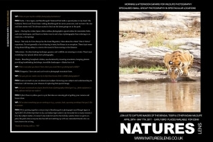 Wildlife Photographic Often Features Articles From NaturesLens, Such As The Asking A Series Of Questions Of Pui Hang