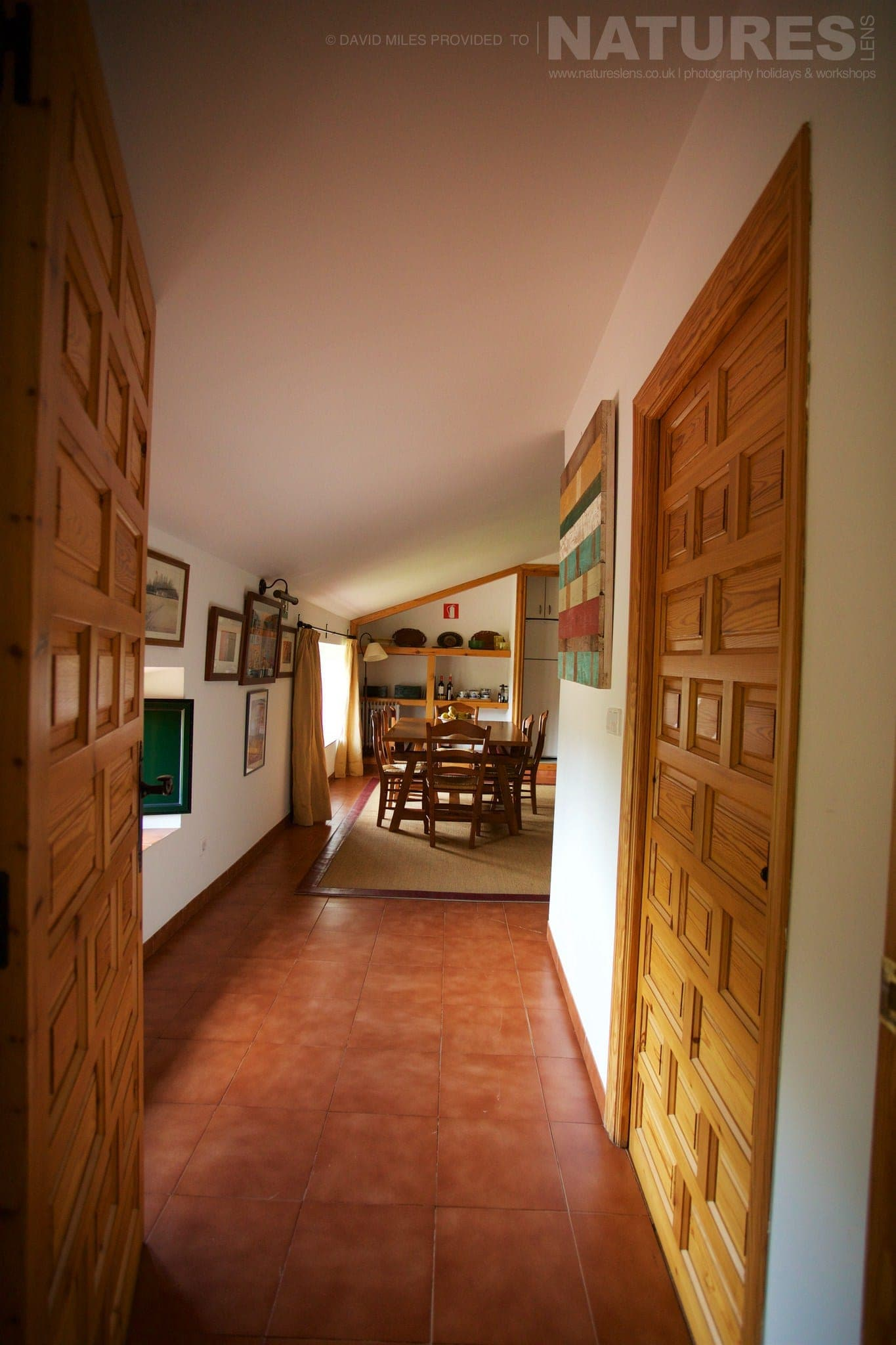 The Interior Of The Casa Which Is The Base For The Holiday Stay   Photographed On The Estate Used For The NaturesLens Eagles Of Extremadura Photography Holiday