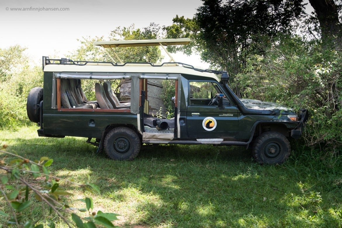 An Interior Shot Of The Modified LandCruisers To Be Used For The NaturesLens Wildlife Of Africas Maasai Mara Photography Holiday